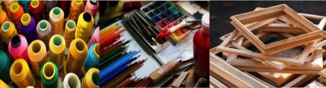 Puces & Vide-Ateliers Créatifs