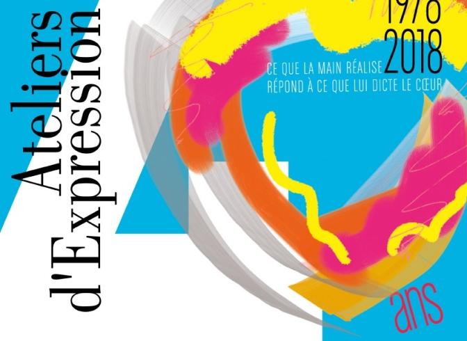 40 ans des Ateliers d'Expression