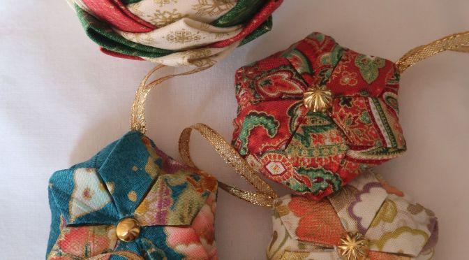 Stage Création Textile – Thème de Noël